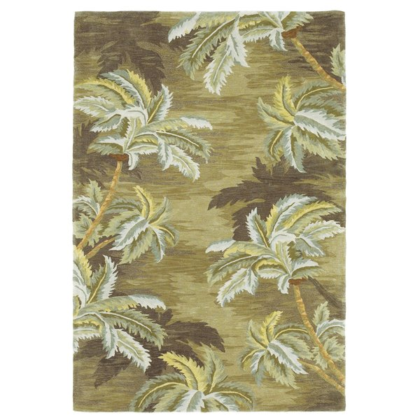 Moss (3102) Floral / Botanical Area-Rugs