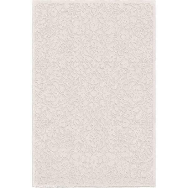 Ivory (4700) Contemporary / Modern Area Rug