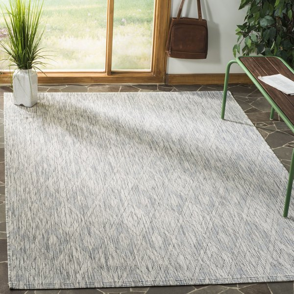 Grey (36811) Contemporary / Modern Area-Rugs