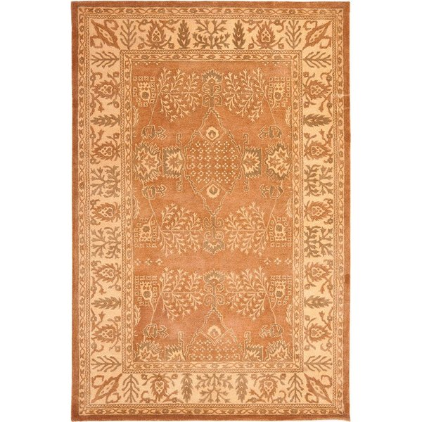 Light Brown, Beige (A) Traditional / Oriental Area-Rugs