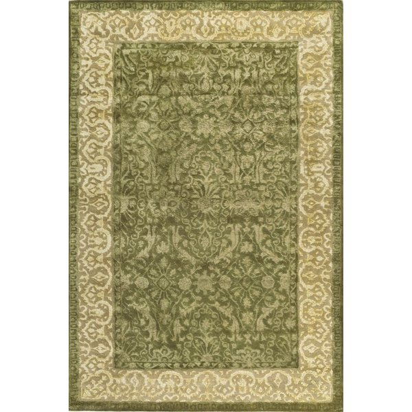 Spruce, Ivory (A) Traditional / Oriental Area Rug