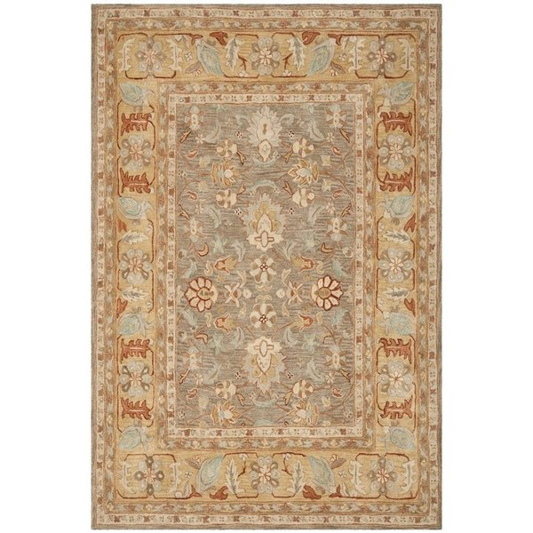 Brown, Camel (A) Traditional / Oriental Area Rug
