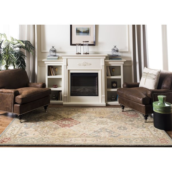 Beige (A) Traditional / Oriental Area-Rugs