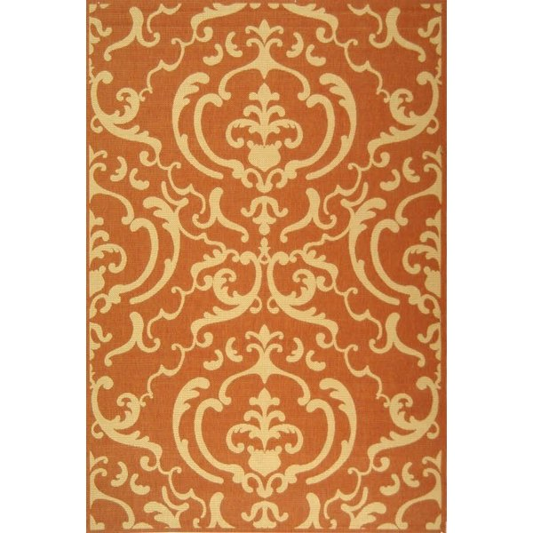 Terra, Natural (3202) Traditional / Oriental Area Rug