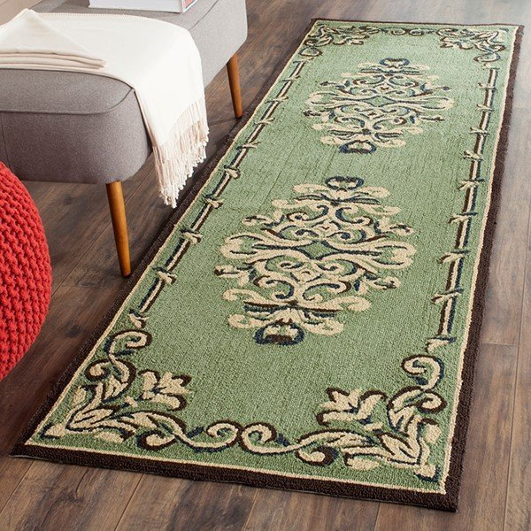 Sage (C) Traditional / Oriental Area-Rugs