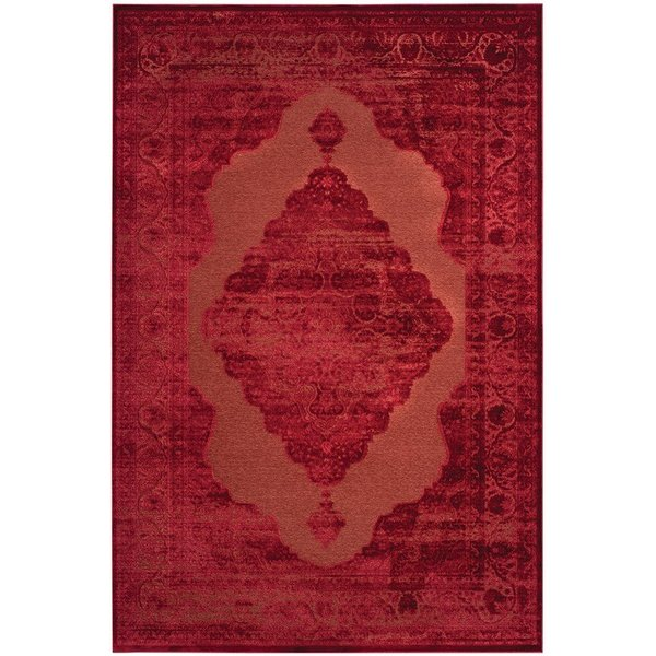 Red (6820) Vintage / Overdyed Area-Rugs