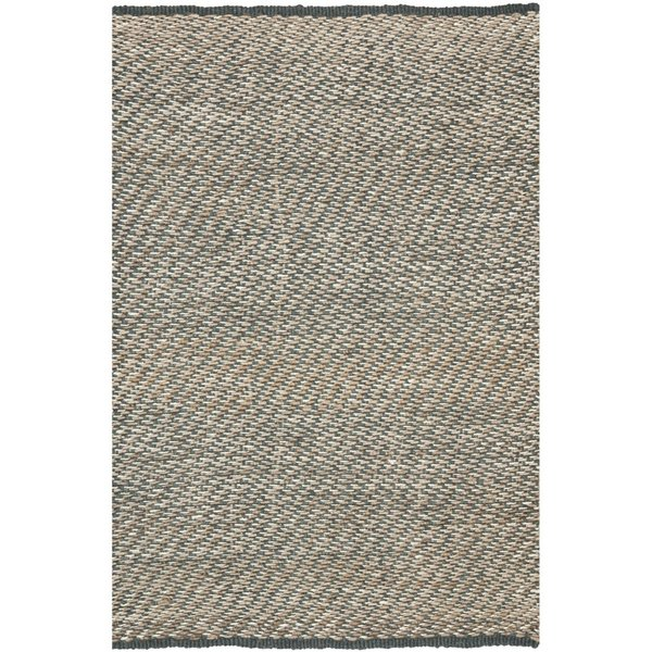 Blue, Natural (A) Country Area Rug