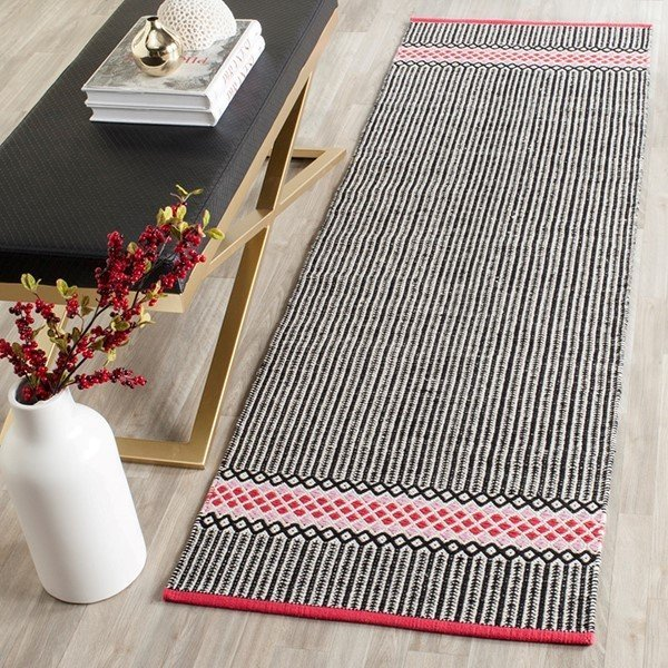 Light Pink (P) Bohemian Area Rug