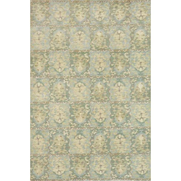 Water (MSR-8625B) Contemporary / Modern Area-Rugs