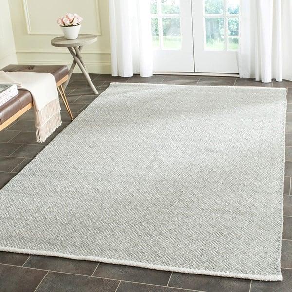 Grey (E) Contemporary / Modern Area-Rugs