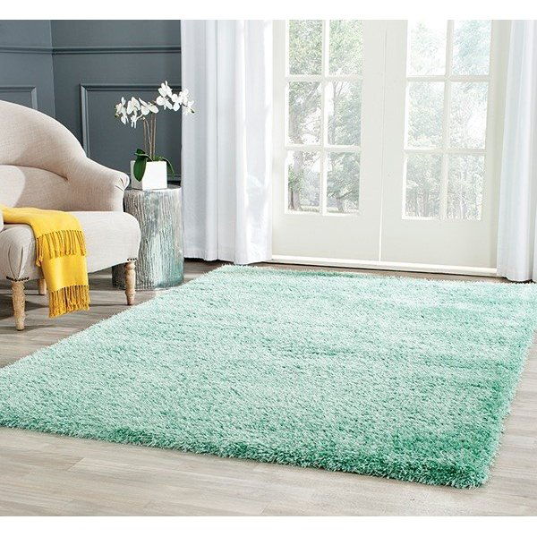 Mint (T) Solid Area Rug