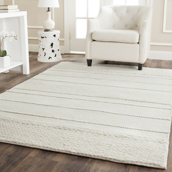 Natural (A) Solid Area-Rugs