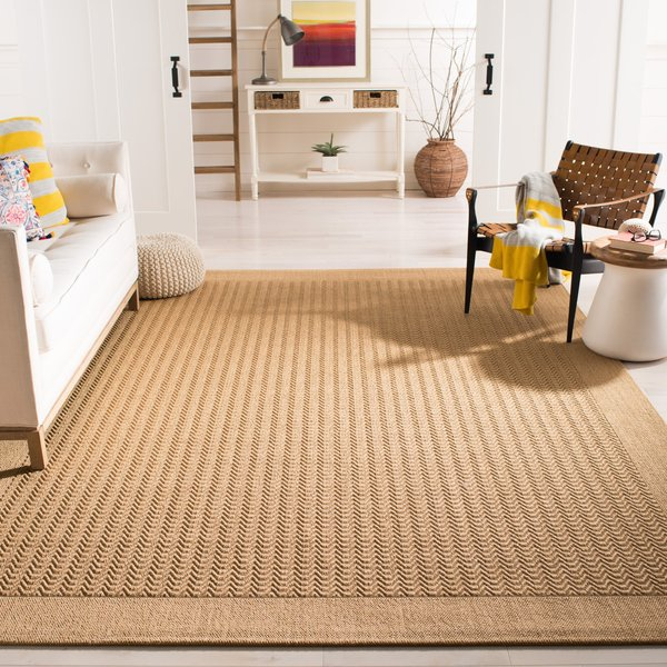 Maize (M) Natural Fiber Area Rug