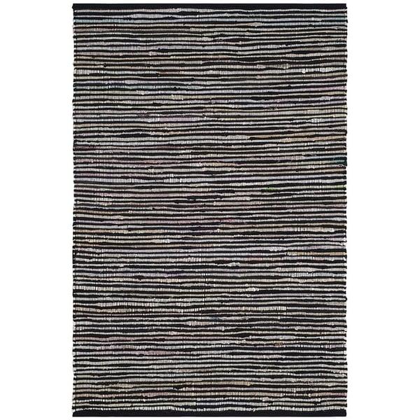 Black (Q) Bohemian Area Rug