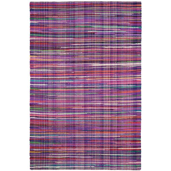 Purple (C) Bohemian Area Rug