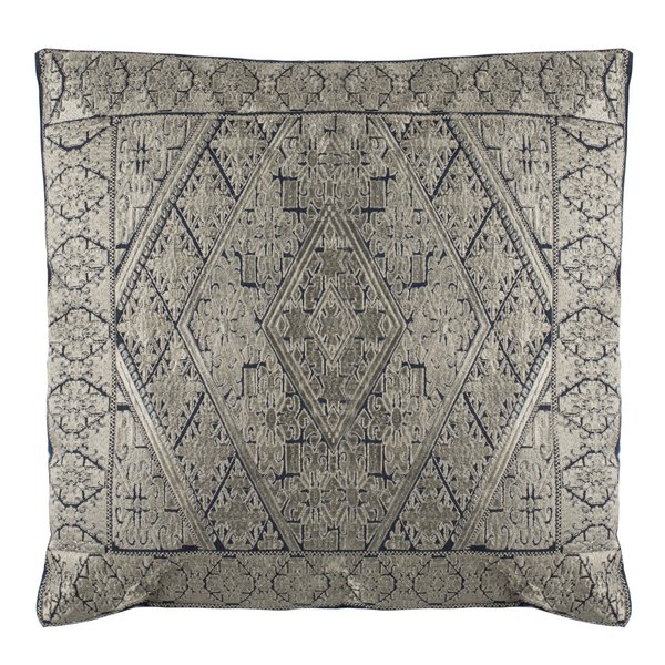 Grey (PLS-900A) Traditional / Oriental pillow