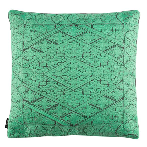 Sea Green (PLS-900C) Traditional / Oriental pillow