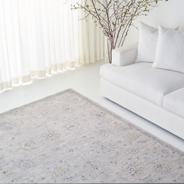 Light Grey (A) Vintage / Overdyed Area-Rugs
