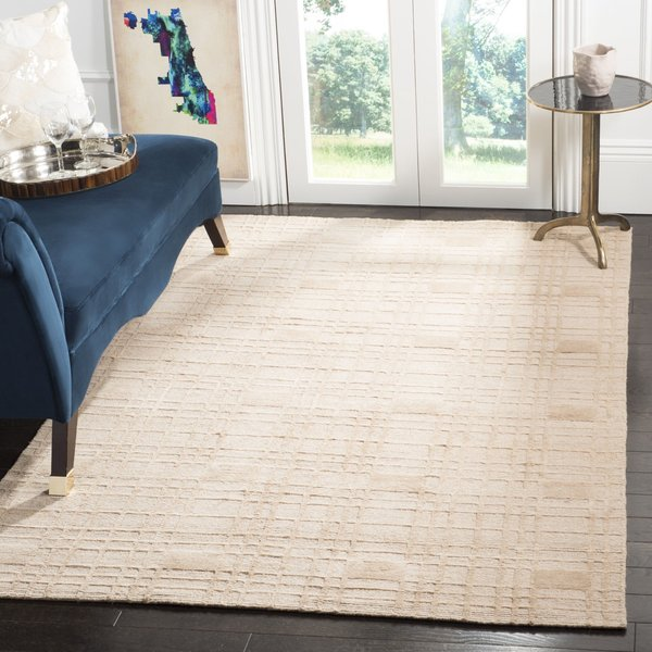 Sand (A) Contemporary / Modern Area-Rugs