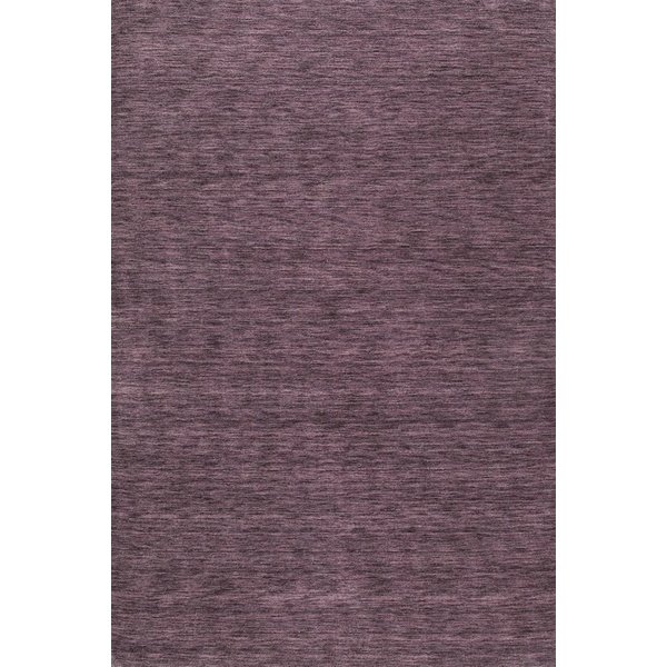 Aubergine (65) Contemporary / Modern Area Rug