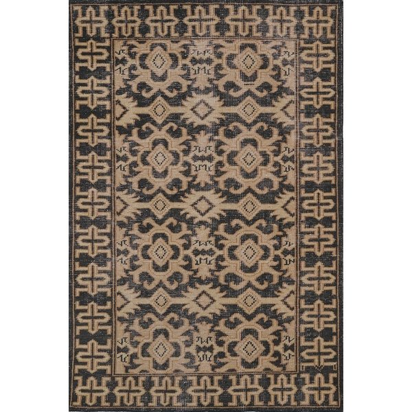 Dark Chocolate Brown, Milk Chocolate Brown (02)  Traditional / Oriental Area Rug