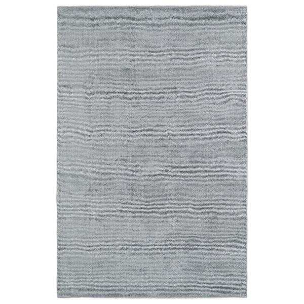 Silver, Grey (77) Solid Area-Rugs
