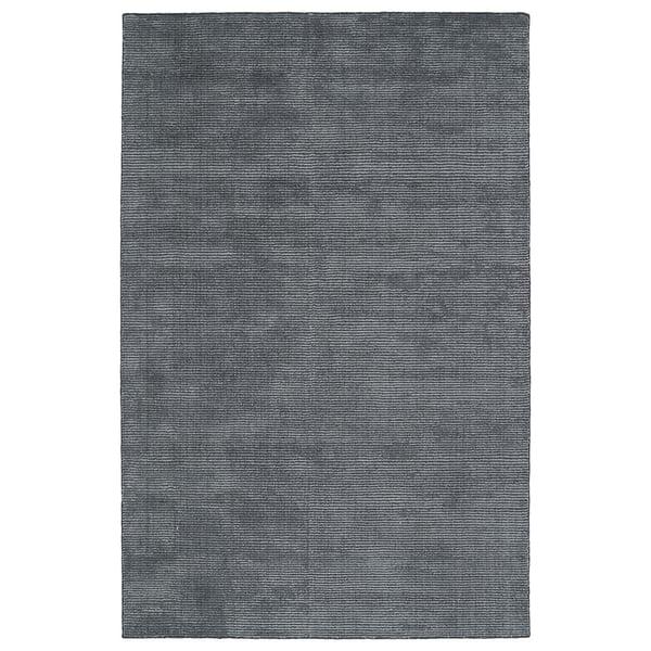 Carbon, Dark Grey (85) Solid Area-Rugs