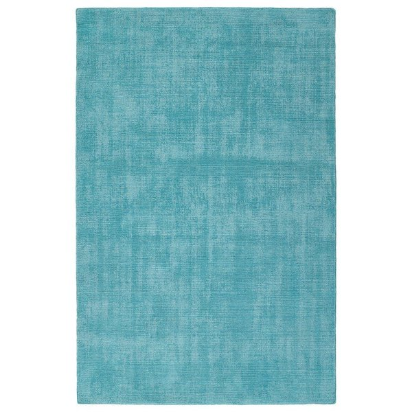 Spa, Turquoise (56) Contemporary / Modern Area Rug