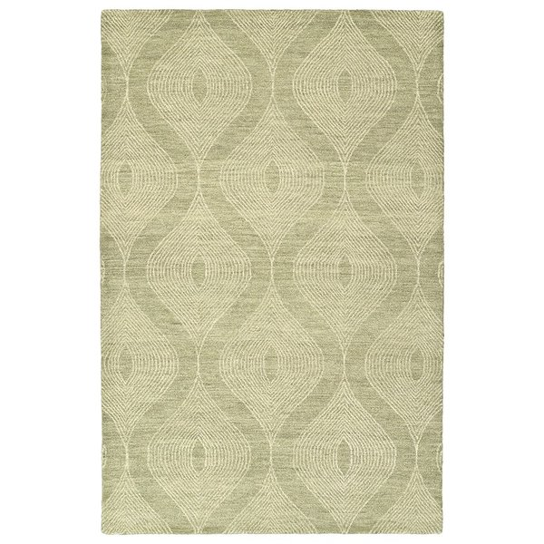 Sage, Linen, Grey Green (59) Contemporary / Modern Area Rug