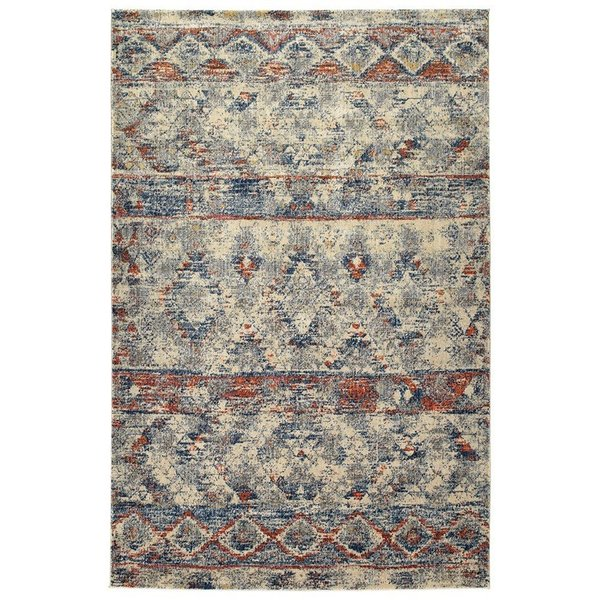 Linen (42) Vintage / Overdyed Area Rug
