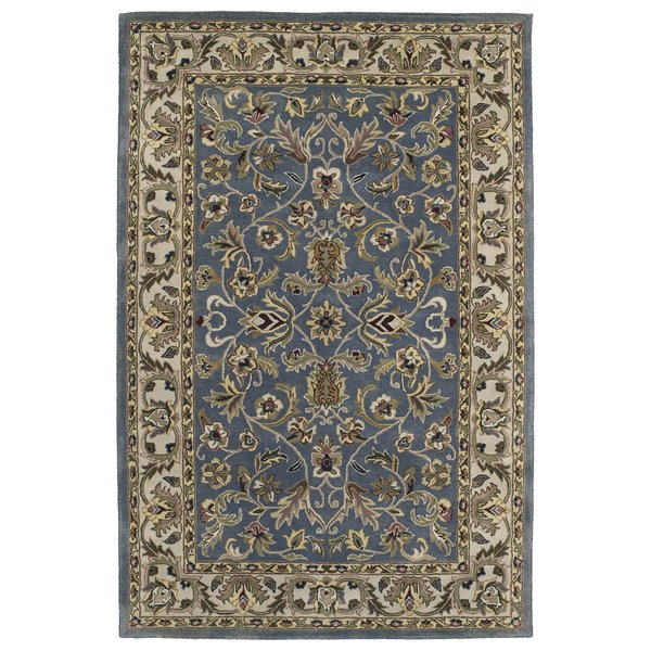 Blue, Beige, Olive Green (17) Traditional / Oriental Area-Rugs