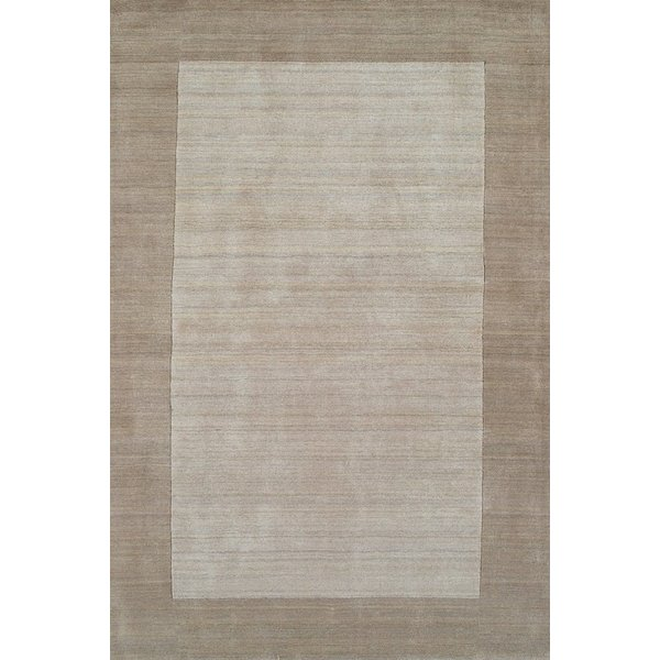 Ivory (8001) Contemporary / Modern Area Rug