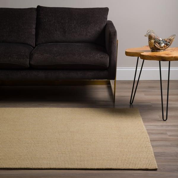 Honey Contemporary / Modern Area Rug
