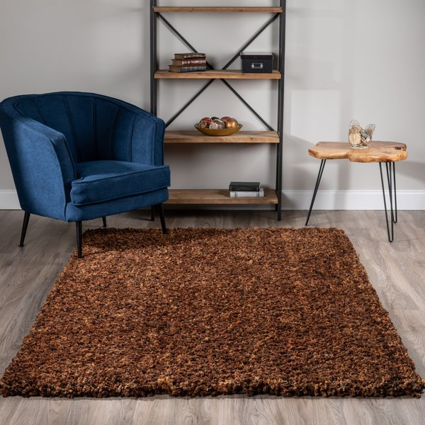 Fudge Shag Area Rug