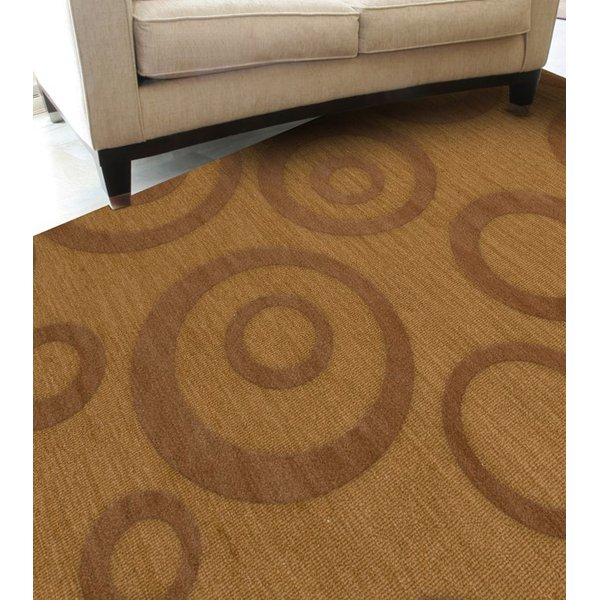 Gold Dust (108) Contemporary / Modern Area Rug