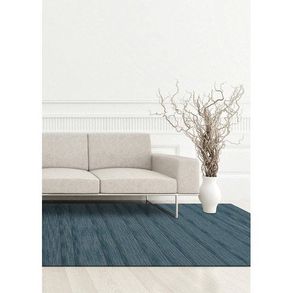 Sky (115) Striped Area Rug
