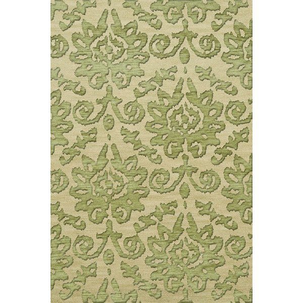 Lima, Green Traditional / Oriental Area Rug