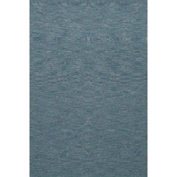 Sky, Blue Contemporary / Modern Area-Rugs