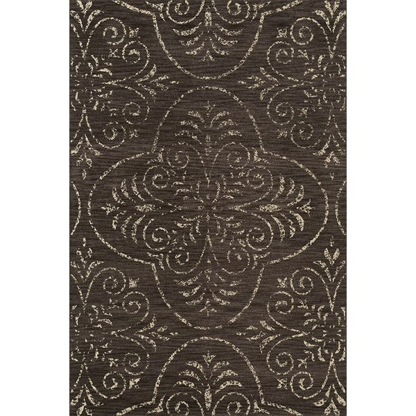 Ash, Ivory Traditional / Oriental Area Rug