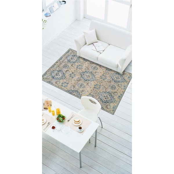 Linen Vintage / Overdyed Area-Rugs