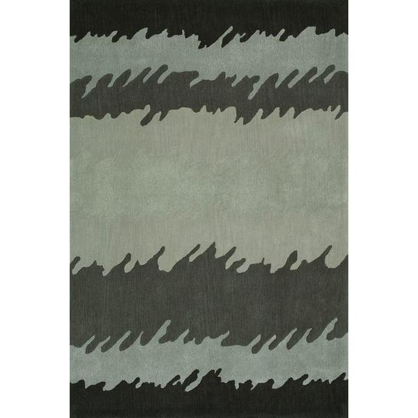 Tin Contemporary / Modern Area Rug
