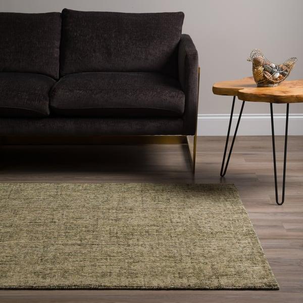 Basil Contemporary / Modern Area Rug