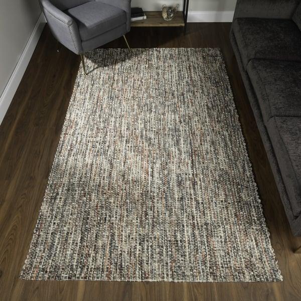 Kaleidoscope Contemporary / Modern Area Rug