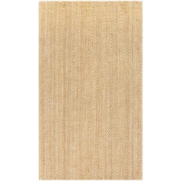 Wheat  Natural Fiber Area-Rugs