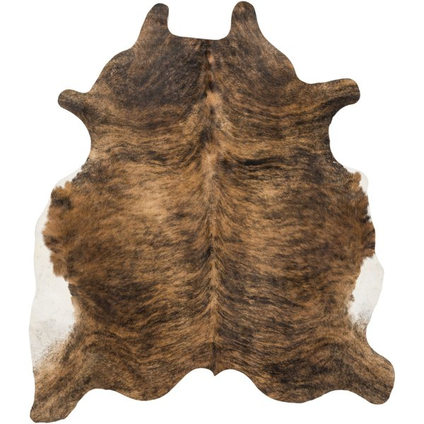 Brown   Animals / Animal Skins Area Rug