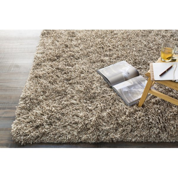 Cream, Wheat, Taupe (MIL-5001) Solid Area Rug