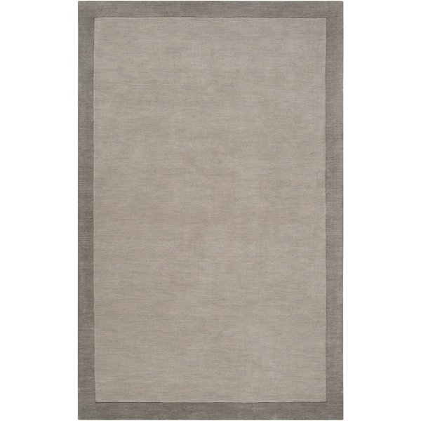 Pewter, Flint Gray Contemporary / Modern Area-Rugs