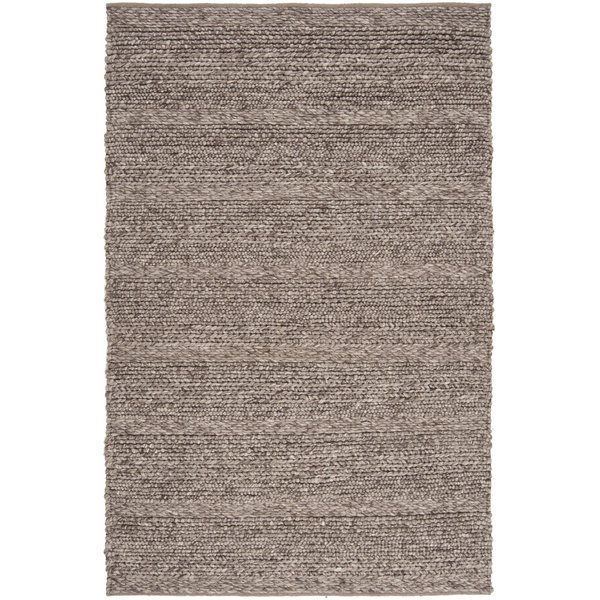 Camel, Charcoal, Cream (TAH-3705) Contemporary / Modern Area-Rugs