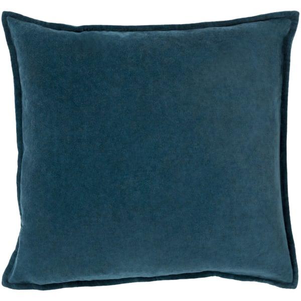 Teal (CV-004) Solid pillow