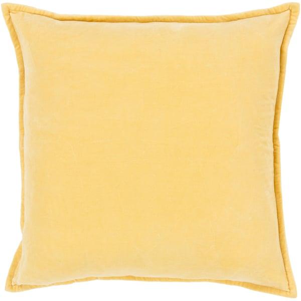Gold (CV-007) Solid pillow
